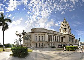 Capitolio Habana