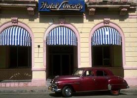Hotel Lincoln Old Havana