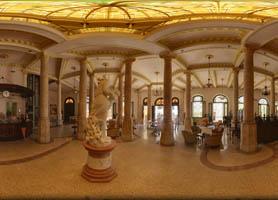 Hotel Raquel Old Havana Lobby