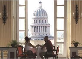 Hotel Sevilla Havana Views