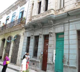 Casa Dalia y Teresa Havana Colonial