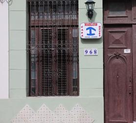 Marluis House Havana Cuba